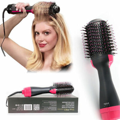 Revlon Pro Collection Salon One-Step Hair Dryer and Volumizer Comb Save Km