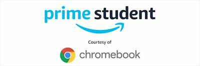 GET UK Amazon Prime Student for 6 Months with Amazon Video for 6 months