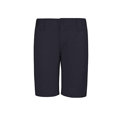 French Toast School Uniforms Shorts Boys Pleated Front Short H9033 Black Navy...