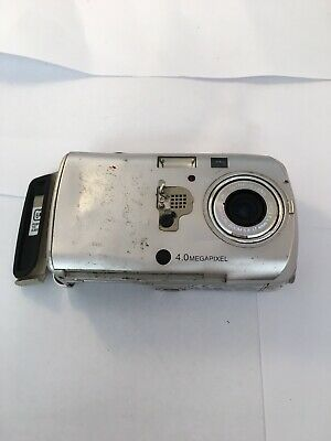 Genuine Original - Faulty/Incomplete -  Olympus N438 Digital Camera - Silver