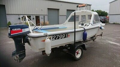 Orkney Dory Utility Fishing boat NOW SOLD