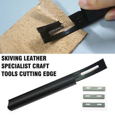 Safety Skiver Beveler With Blade 3001-00 by Tandy Leather