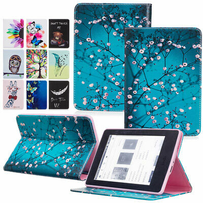 For Amazon Kindle Paperwhite 10th Generation 2018 Wallet Shockproof Case Cover