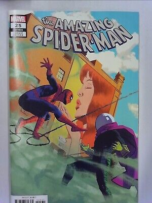 Amazing Spider-Man #25 Greg Smallwood 1:50 Variant Cover - Marvel Comics