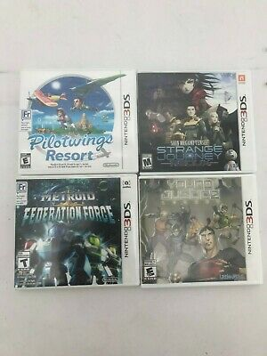 Nintendo 3DS Video Games: Used