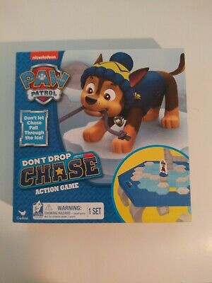 New Paw Patrol Cardinal Games Nickelodeon Don/'t Drop Chase Action Game