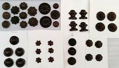 Assorted Clock Case Mouldings - Parts, Repair, Restoration