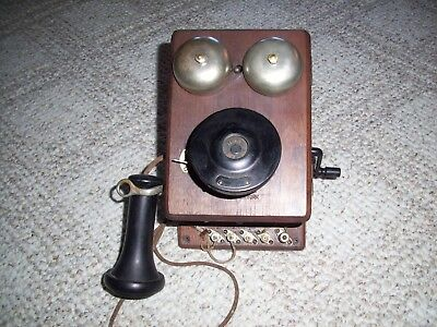 Vintage Western Electric Type 240 A Telephone