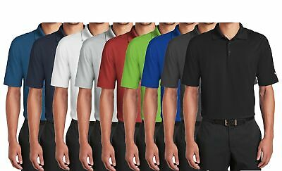 Nike Mens Dri-FIT Micro Pique Polo Golf Shirt 363807 - Choose Size and Color!
