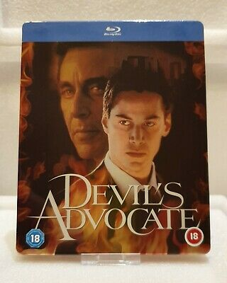 Devil's Advocate (Blu-ray SteelBook) (Amazon UK Excl.) [UK] - Import audio ITA