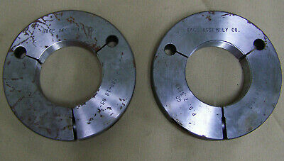 2 Gage Assembly CO. Thread Ring Gages 2 . 548-18 NS-3