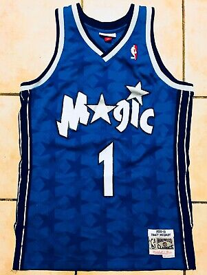 d9958e13 Orlando Magic TRACY MCGRADY Mitchell & Ness Swingman Jersey Basketball  Vintage