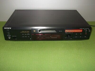 Sony MDS-JE530 MiniDisc Player / Recorder - HiFi Separate - Made in Japan