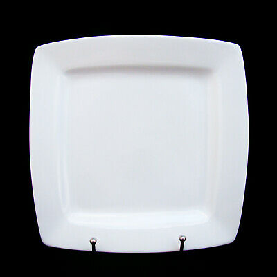 Gibson WHITE ELEMENTS Square Salad Plate(s)