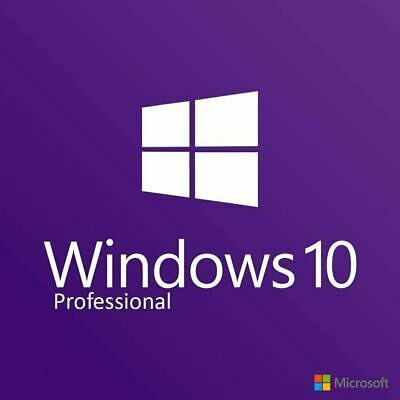 Windows 10 Pro 32 / 64 Bit Win 10 Genuine License Original Activation Key