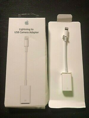 Apple Lightning to USB Camera Adapter MD821AM/A for ipad air 2 1 mini 4 3 2 1