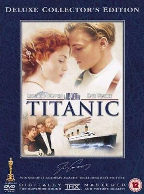 Titanic (4 Disc Deluxe Collector's Edition) [1997] [DVD], Good DVD, Danny Nicci,