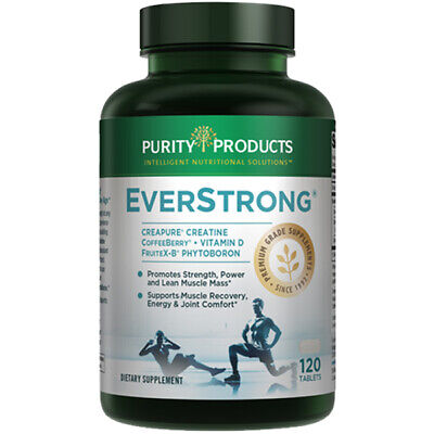 EverStrong - 120 Tablets from Purity Products Creapure Creatine