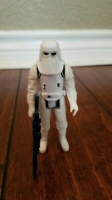 Vintage 1980 Kenner Star Wars Imperial Storm Snow Trooper Hoth Action Figure