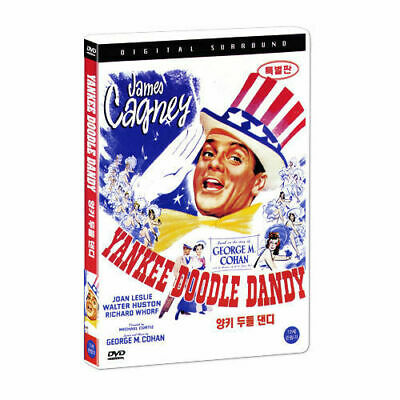 [DVD] Yankee Doodle Dandy (1942) James Cagney *NEW