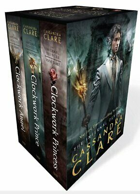 Cassandra Clare Infernal Device series 2 books collection box set Pack NEW