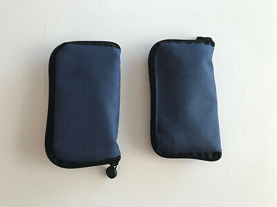 Lot of 2 Contour Next One Meter Travel Carrying Cases Bayer Original OEM NEW