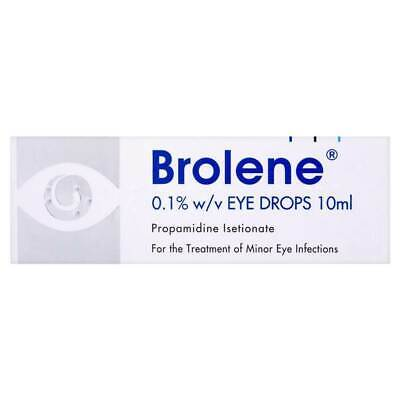 Brolene Minor Bacterial Eye Infections Drops - 10ml