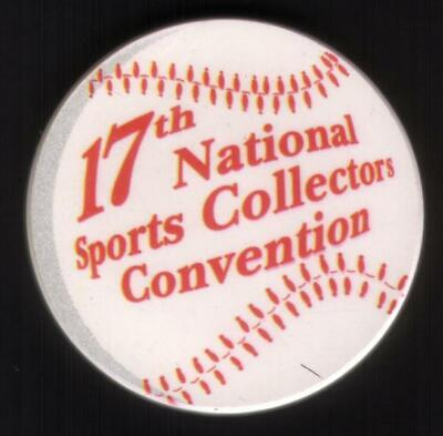5m TeleCHIP: 17th National Sports Collectors Convention (Baseball) Phone Card
