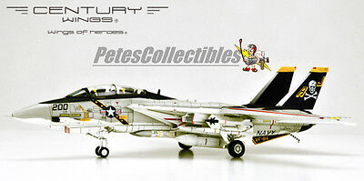 Century Wings 001619 Grumman F-14A Tomcat VF-84 Jolly Rogers AJ200 LTD 1/72 SALE