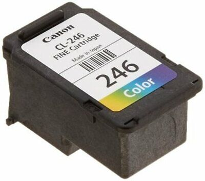 Canon CL-246  Color Ink Cartridge GENUINE NEW