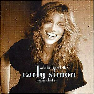 Nobody Does It Better - the Very Best of, Carly Simon, Very Good