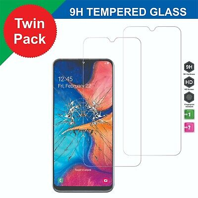 9H TEMPERED GLASS SCREEN PROTECTOR FOR SAMSUNG GALAXY A10e /A20e  UK SELLER