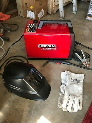 Lincoln Electric Weld Pak 125 HD Wire-Feed Welder With Extras *Local PickUp*