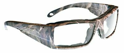 ARMOURX Safety Glass Frames 7010 - Burgundy  52-17-135  Comes with RT Camo Pouch