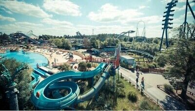 4 x Thorpe Park  eTickets - Saturday 13th July 2019 - 13/07/19 - Adult/Child