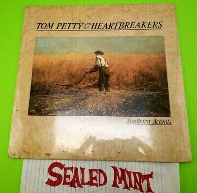 Tom Petty and the Heartbreakers Southern Accents SEALED MINT NOS SS 1985 MCA CRC