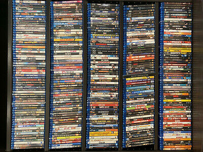 Pick Your Blu-Ray Movie $5.00 Each - Buy 5, Get 1 FREE! $3.00 Shipping Total!