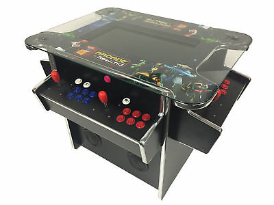 Arcade Rewind 1505 Game Cocktail Table Top Arcade Machine Free Shipping