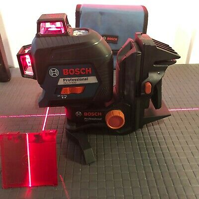 Bosch GLL3-300  360° Three-Plane Leveling and Alignment-Line Laser & BM1 Mount