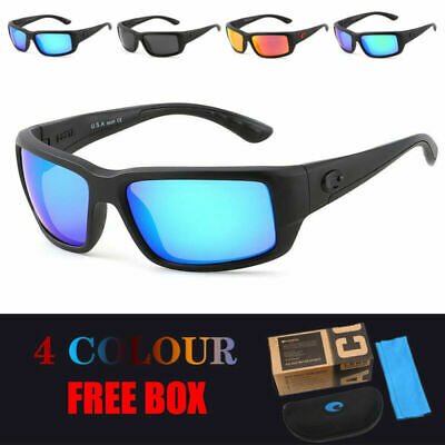 Costa Unisex Fantail Frame Polarized Sunglasses Sport Driving Fishing Glasses AU