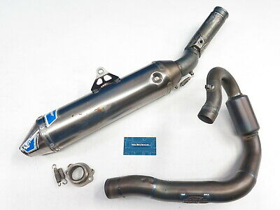 PRO CIRCUIT T-4 Full Exhaust System Header Pipe Muffler XR50