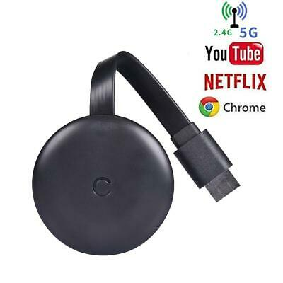 1080P HD HDMI Wireless Media Video Digital Streamer 2nd Generation Chromecast