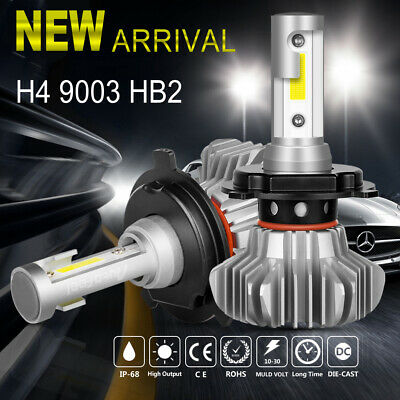 H11 H9 H8 LED Headlight Kit 12000LM Bulbs Globes Low Beam Replace Halogen Xenon