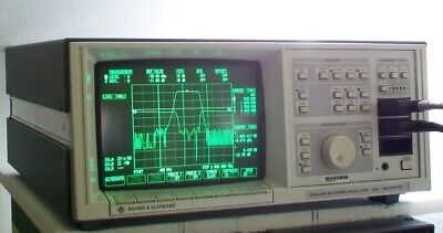 R&S ROHDE RHODE SCHWARZ ZAS network scalar analyzer for SWP with detectors