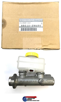 Genuine Nissan Brake Master Cylinder - For BCNR33 R33 Skyline GTR RB26DETT