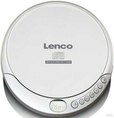 Lenco CD-Player/Hörbuchfunktion portable CD-201SI