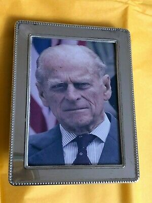 Sterling Silver Photo Frame - Ari D Norman - London - 1991