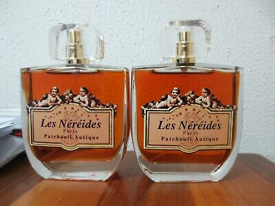 Les Nereides  Patchouli Antique Due Flaconi Da 100Ml Super Offerta Speciale!!!
