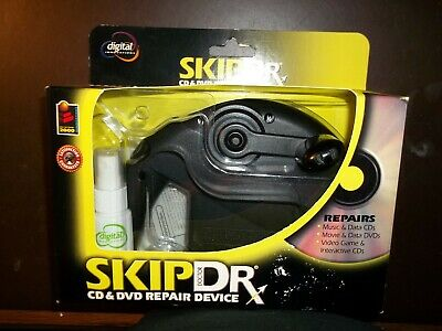 Skipdr Cd & Dvd Repair Device