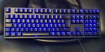 Ducky Zero Mechanical USB Keyboard In Superb Condition